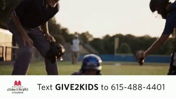 Monroe Carell Jr. Children's Hospital at Vanderbilt TV Spot, 'Defining Personalized Care: Kael Adams' - Thumbnail 9