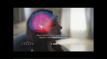 CEFALY Dual TV Spot, 'Life for Migraine Sufferers' - Thumbnail 5