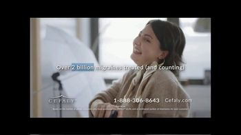 CEFALY Dual TV Spot, 'Life for Migraine Sufferers' - Thumbnail 6