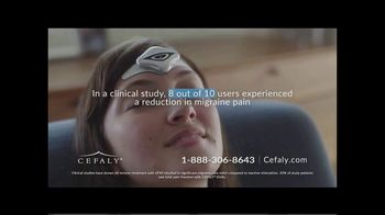 CEFALY Dual TV Spot, 'Life for Migraine Sufferers' - Thumbnail 7