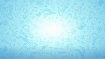 Raising Cane's TV Spot, 'Holidays: 2020 Cozy Cane Plush' - Thumbnail 1