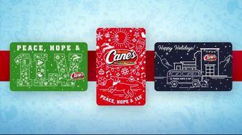 Raising Cane's TV Spot, 'Holidays: 2020 Cozy Cane Plush' - Thumbnail 4