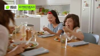 HelloFresh TV Spot, 'Better Dinner Routine: Free Shipping'