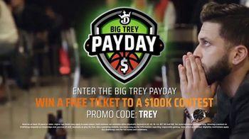 DraftKings TV Spot, 'Holidays: Big Trey Payday' - Thumbnail 7