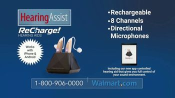 Hearing Assist ReCharge! Plus TV Spot, 'Happy Holidays: Save $350' - Thumbnail 3