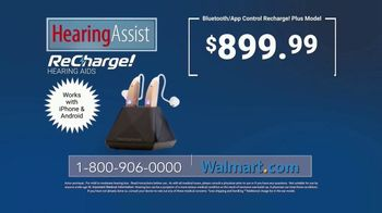 Hearing Assist ReCharge! Plus TV Spot, 'Happy Holidays: Save $350' - Thumbnail 6