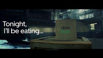Uber Eats TV Spot, 'Four' Featuring Mark Hamill, Patrick Stewart - Thumbnail 8