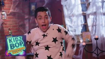 Kidz Bop Halloween Party TV Spot, 'Spooktacular'