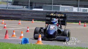 The University of Akron TV Spot, 'UA Spotlight: Formula SAE Team'