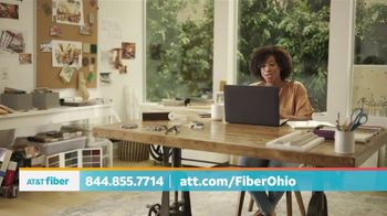 AT&T Fiber TV Spot, 'Working the Weekend: $35 Per Month'