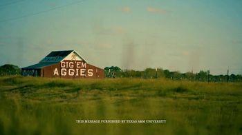 Texas A&M University TV Spot, 'We are Texas A&M' - Thumbnail 8