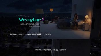 VRAYLAR TV Spot, 'Too Much to Do: First Two Fills' - Thumbnail 5