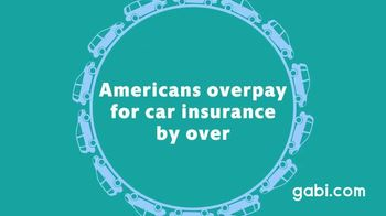 Gabi Personal Insurance Agency TV Spot, 'Paid Too Much'