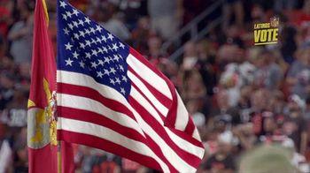 NFL TV Spot, 'Latinos Vote' Ft. Wilmer Valderrama, Yandel, Gloria Trevi [Spanish] - Thumbnail 1