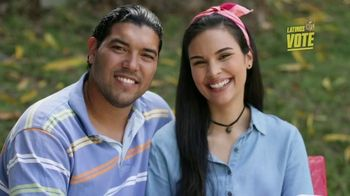NFL TV Spot, 'Latinos Vote' Ft. Wilmer Valderrama, Yandel, Gloria Trevi [Spanish] - Thumbnail 8