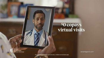 UnitedHealthcare Medicare Advantage TV Spot, 'Virtual Visits' - Thumbnail 3