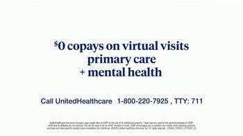 UnitedHealthcare Medicare Advantage TV Spot, 'Virtual Visits' - Thumbnail 5