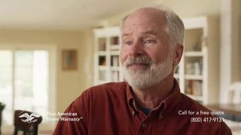 First American Home Warranty TV Spot, 'When Something Goes Wrong' - Thumbnail 10