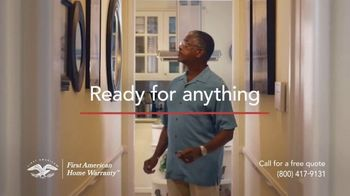 First American Home Warranty TV Spot, 'When Something Goes Wrong'