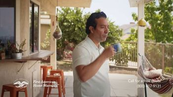 First American Home Warranty TV Spot, 'When Something Goes Wrong' - Thumbnail 4