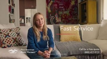 First American Home Warranty TV Spot, 'When Something Goes Wrong' - Thumbnail 7