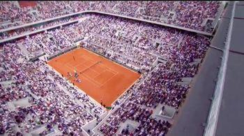 Rolex TV Spot, 'Rolex and Roland Garros'