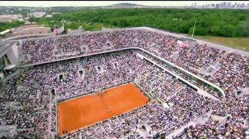 Rolex TV Spot, 'Rolex and Roland Garros' - Thumbnail 8