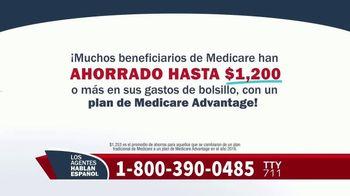MedicareAdvantage.com TV Spot, 'Atención: actualización' [Spanish] - Thumbnail 2
