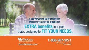 WellCare TV Spot, \'Good News: All-In-One Guide: Add Up to $1,140 to Social Security\'