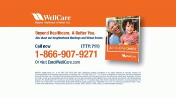 WellCare TV Spot, 'Good News: All-In-One Guide: Add Up to $1,140 to Social Security' - Thumbnail 9