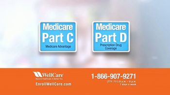 WellCare TV Spot, 'Good News: All-In-One Guide: Add Up to $1,140 to Social Security' - Thumbnail 5