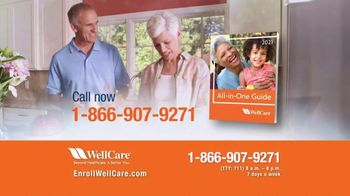 WellCare TV Spot, 'Good News: All-In-One Guide: Add Up to $1,140 to Social Security' - Thumbnail 6