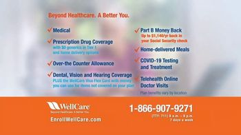 WellCare TV Spot, 'Good News: All-In-One Guide: Add Up to $1,140 to Social Security' - Thumbnail 7