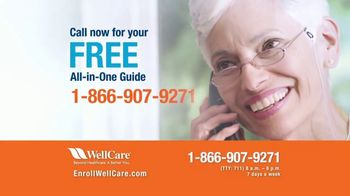 WellCare TV Spot, 'Good News: All-In-One Guide: Add Up to $1,140 to Social Security' - Thumbnail 8