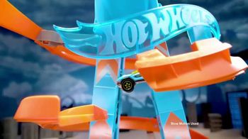 Hot Wheels Sky Crash Tower TV Spot, 'Fly High' - Thumbnail 6