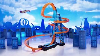 Hot Wheels Sky Crash Tower TV Spot, 'Fly High' - Thumbnail 7