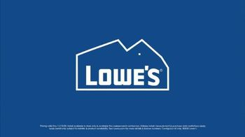 Lowe's TV Spot, 'Let's Talk About Floors: Free Carpet Installation' - Thumbnail 9