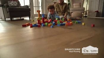 Lowe\'s TV Spot, \'Let\'s Talk About Floors: Free Carpet Installation\'