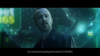 Bet365 TV Spot, 'World's Favorite Sports Book: Available in New Jersey' Featuring Aaron Paul - Thumbnail 3