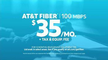 AT&T Internet Fiber TV Spot, 'Big Meeting: $35' - Thumbnail 7