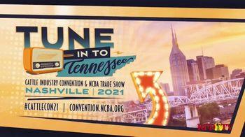 National Cattlemen's Beef Association CattleCon TV Spot, '2021 Nashville: Gaylord Opryland Resort' - Thumbnail 1