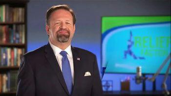 Relief Factor TV Spot, 'David' Featuring Sebastian Gorka - 22 commercial airings