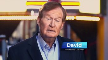 Relief Factor TV Spot, 'David' Featuring Sebastian Gorka - Thumbnail 4