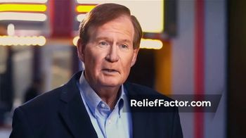 Relief Factor TV Spot, 'David' Featuring Sebastian Gorka - Thumbnail 5