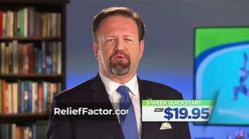 Relief Factor TV Spot, 'David' Featuring Sebastian Gorka - Thumbnail 6