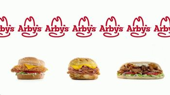 Arby's 2 for $6 Everyday Value TV Spot, 'Chicken, Beef, Gyros' Song by YOGI - Thumbnail 2