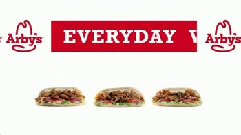 Arby's 2 for $6 Everyday Value TV Spot, 'Chicken, Beef, Gyros' Song by YOGI - Thumbnail 4