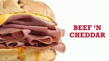 Arby's 2 for $6 Everyday Value TV Spot, 'Chicken, Beef, Gyros' Song by YOGI - Thumbnail 7
