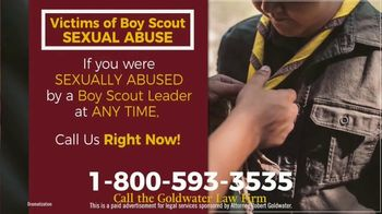 Goldwater Law Firm TV Spot, 'If You Suffered Boy Scout Abuse'