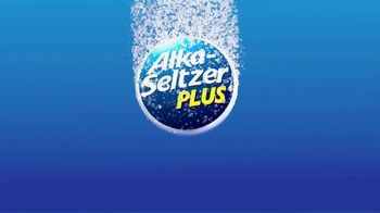 Alka-Seltzer TV Spot, 'Skip to Cold Relief: Dance' - Thumbnail 1